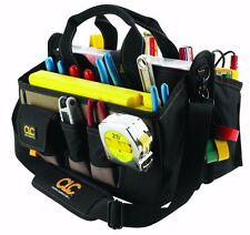 Electrician Tools Hand Bag Canvas Contractor Crafts Storage Tote Pockets w Strap