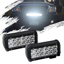 2x6Inch LED Work Light Bar Spot Lamp Pods Driving Fog Off road Van Truck Tractor