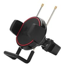Black Wireless Car Charger Air Vent Phone Holder