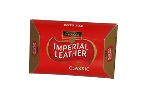 3 X Imperial Leather Classic Soap 75gm / Long Lasting Luxury