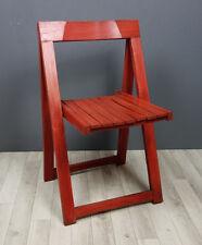 Klappstuhl / Stuhl / Chair / Sedia / Aldo Jacober für Alberto Bazzani Italy