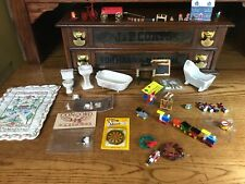 Doll House Bath Fixtures, Toys, and Other Accesories