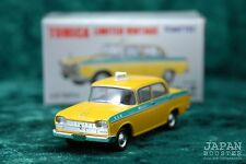 [TOMICA LIMITED VINTAGE LV-127a 1/64] NISSAN CEDRIC TAXI (Yellow)