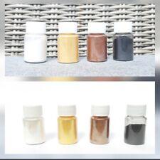 4 x Effektpigment Goldton Metalliceffekt Farbpigment u.a Epoxidharz Pouring 5