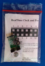 Power Control, Real Time Clock & Temperature Sensor Module for the Raspberry Pi