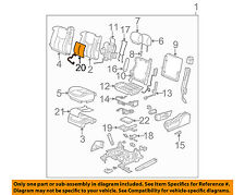 GM OEM Seat Heater-Element 88940289