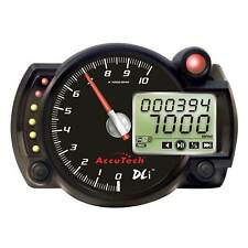 Longacre Accutech Car Lap Race/Racing Data Logging DLI Recording Tachometer