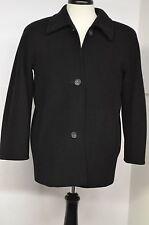 Max Mara Women's Winter Coat Short Jacket Size 2 Petites Italy Wool Cute Jacket