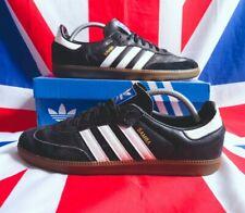Adidas Samba - UK 10 - Black - Mod Casuals 60's