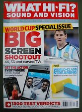 HIFI WHAT HiFi 100+ PLUS Various Months Years of Sound & Vision Audio Magazine