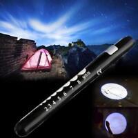 MINI Flashlight  Medical First Aid LED Pen Light Torch Doctor Nurse Emergency AE