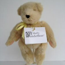MUFFY VANDERBEAR- UN-DRESSED BARE BEAR- MINT FACTORY - NEW