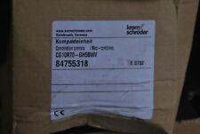KROMSCHRÖDER 84755318 GASKOMBIREGLER BRÖTJE 577120 CG10R70-GH5BWV GASARMATUR NEU