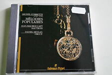 Michel Corrette - Melodies Populaires, CD, Klassik