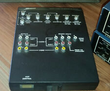 Zenith audio/video/ VCR Control RF source selector S14 A