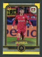 2020 KAI HAVERTZ 34/50 TOPPS UEFA CHAMPIONS LEAGUE (read)