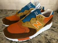 New Balance x JCrew Collaboration Canyon Road Pack 999 $180 12 K1081 skyscape