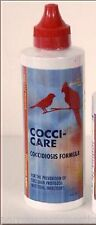 Morning Birds-COCCI CARE- 2 OZ.- prevent coccidian protozoa intestinal infection