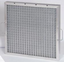 Galvanised Mesh Panel Filter 495h x 495w x 44mm