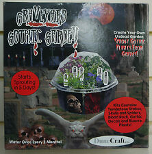 GRAVEYARD GOTHIC GARDEN,CREATE YOUR OWN UNDEAD GARDEN