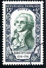 STAMP / TIMBRE DE FRANCE OBLITERE N° 871 ROBESPIERRE