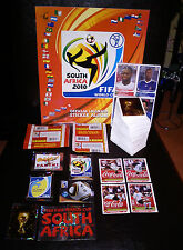 PANINI WM 2010 WC ALBUM - 640 Sticker KOMPLETT Klose Salto 2 Tüten 80 Update