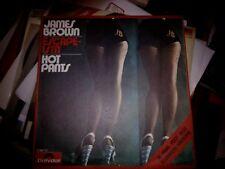 "7"" JAMES BROWN ESCAPE-ISM HOT PANTS ITALY 1971 N-MINT/ MINT"