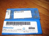 10 NEW Valenite CDEW 322.42L VC28 Carbide Insert