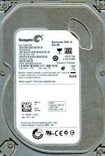 ST3500418AS  P/N: 9SL142-516   F/W: CC46  TK   9VMQ  SEAGATE SATA 500GB