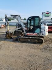 2007 Bobcat 337G Mini Excavator w/ Cab. Coming Soon!