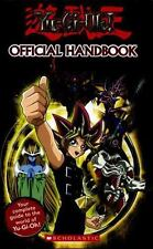 YU-GI-OH! OFFICIAL HANDBOOK - WEST, TRACEY - NEW PAPERBACK BOOK