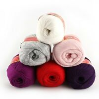 50g Soft Warm Knitting Knitted Wool Cashmere Handcraft Yarn Worsted Sweater