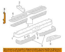 GM OEM Rear Bumper-Face Bar Brace Right 15548458