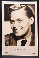 Kurt Meisel - AK - Foto Autogramm-Karte - Photo Postcard (Lot # F6340