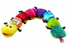 "New Lamaze Learning Curve Caterpillar Inch Worm 24"" Plush Musical Baby Toy"