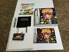 Super Puzzle Fighter II (Nintendo Game Boy Advance, 2003) complete gba