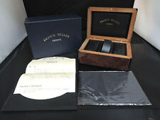 FRANCK MULLER WATCH BOX CASE 100% AUTHENTIC fo3103