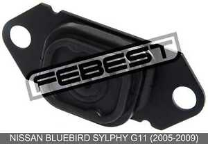 Rear Engine Mount For Nissan Bluebird Sylphy G11 (2005-2009)