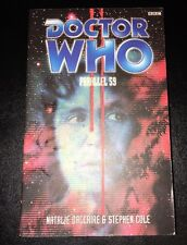 Dr Doctor Who Parallel 59 By Natalie Dallaire & Stephen Cole BBC EDA # 30