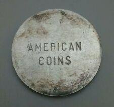 Very Rare Vintage AMERICAN COINS 1 Troy oz .999 Silver Round Bar Ingot