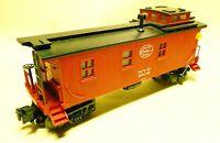 MTH Rugged Rails Pennsylvania Wood Side Caboose