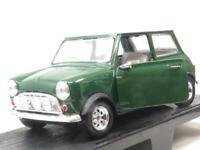 Halsall Time4Toys Diecast 8316 Mini Cooper Green/White Roof 1 16 Scale Boxed
