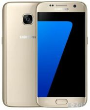 SAMSUNG Galaxy S7 G930F 32GB LTE Gold Unlocked Smartphone