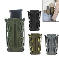 Tactical Molle Soft Shell Handgun Mag Carrier Holster with Molle Clip Belt Loop
