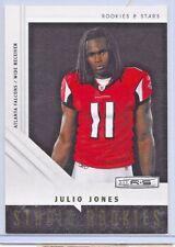 JULIO JONES #11  2011 R&S Studio Rookie #15/100 mint from pack