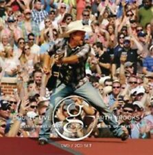 Double Live by Garth Brooks (CD, Sep-2014, 3 Discs, Sony Music)