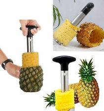Stainless Steel Fruit Pineapple Corer Slicer Cutter Peeler Kitchen Tool Gadget