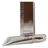 Shiseido BIO-PERFORMANCE Glow Revival Eye Treatment 0.54oz NIB
