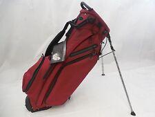 New Callaway HL4 Stand Carry Golf Bag Cardinal Red Hyper-Lite 4 HL-4