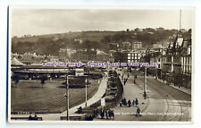 aj0169 - Gardens & Pavilion , Rothesay , Bute , Scotland - postcard